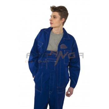 Darbinis švarkas RESPECT, mėlynas