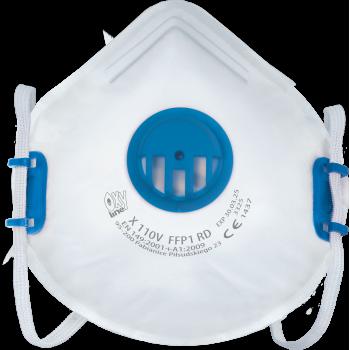 Respiratorius su vožtuvu X110V FFP1 RD