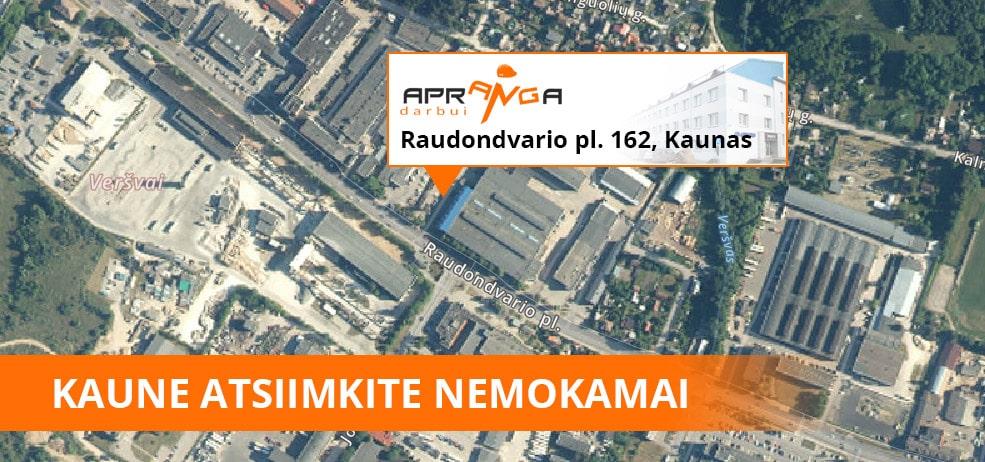 Raudondvario pl. 162, Kaunas
