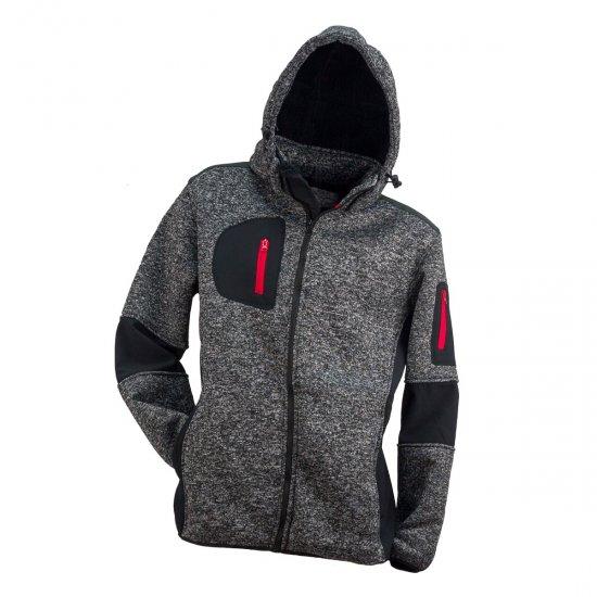 Džemperis pašiltintas 18-12W Šilti drabužiai