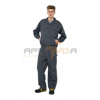 Darbo kostiumas RESPECT, pilkas