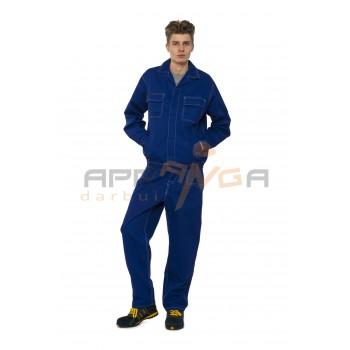 Darbo kostiumas RESPECT, mėlynas