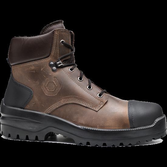 Darbiniai batai BISON  S3 HRO HI CI SRC Žieminiai batai