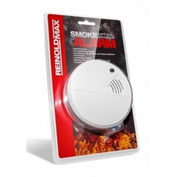 Autonominis dūmų detektorius+siuntimas