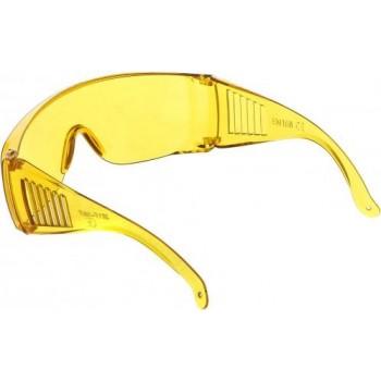 Apsauginiai akiniai GOG ICE LIGHT, geltoni