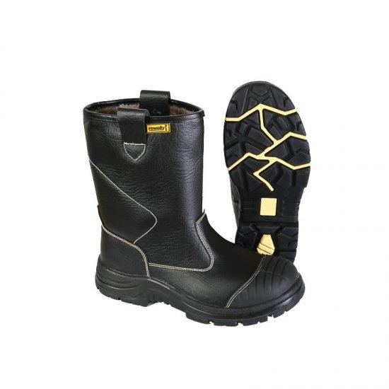Darbiniai batai šilti WINTER HALLEY S3 SRC HRO CI Žieminiai batai