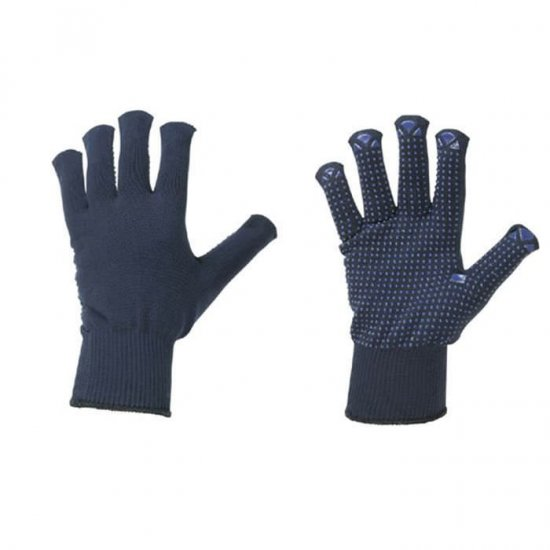 Pirštinės su PVC taškais, HENAN Tekstilinės pirštinės