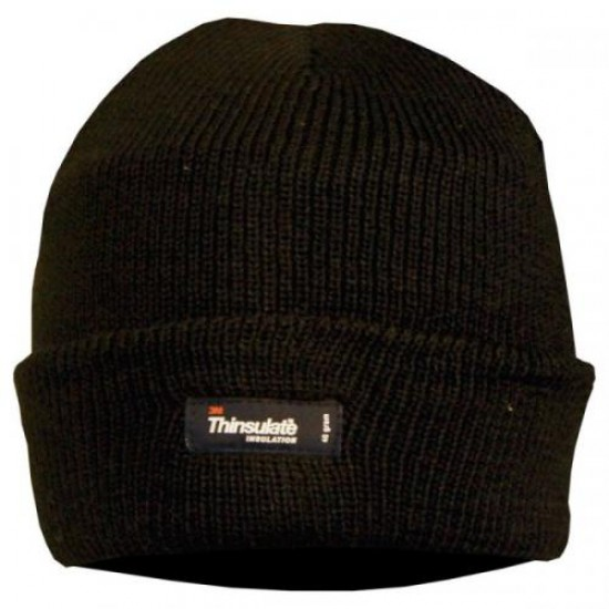 Kepurė šilta megzta su Thinsulate pašiltinimu Kepurėlės ir pošalmiai