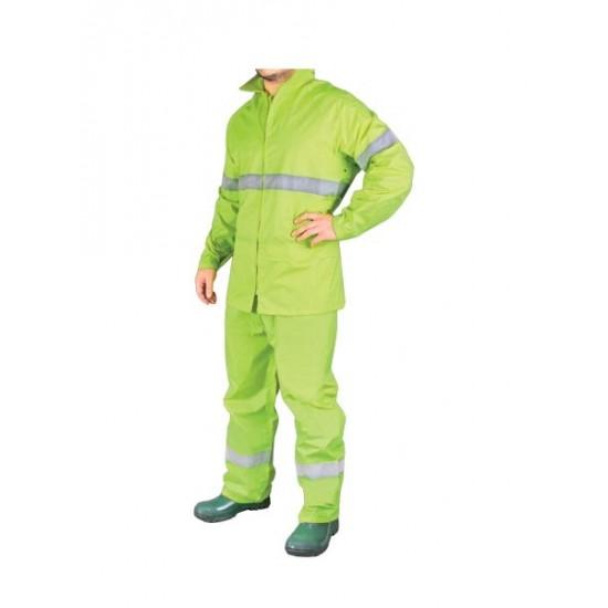 Kostiumas nuo lietaus KPL RAINER geltonas, oranžinis Signaliniai drabužiai
