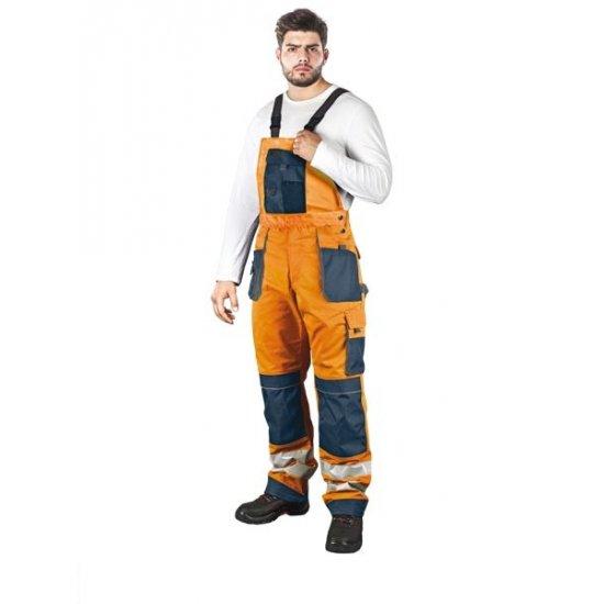 Puskombinezonis LH FMNX B geltonas, oranžinis Signaliniai drabužiai