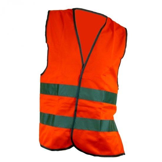 Liemenė signalinė KOS geltona, oranžinė Signaliniai drabužiai