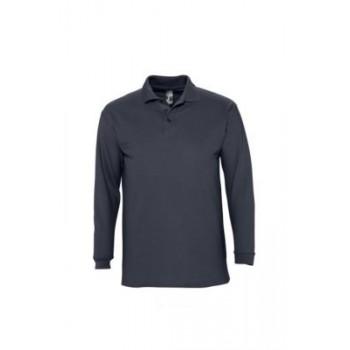 Polo marškinėliai ilgomis rankovėmis WINTER II 210 vyr.