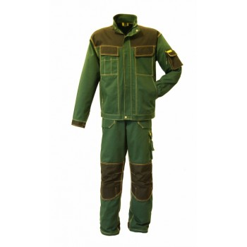 Darbo kostiumas REWELLY, žalias