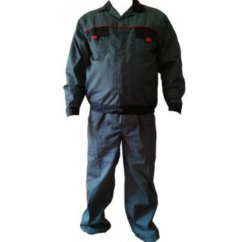 Darbo kostiumas MECHANIC, pilkas