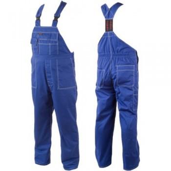 Darbinis puskombinezonis RESPECT, mėlynas